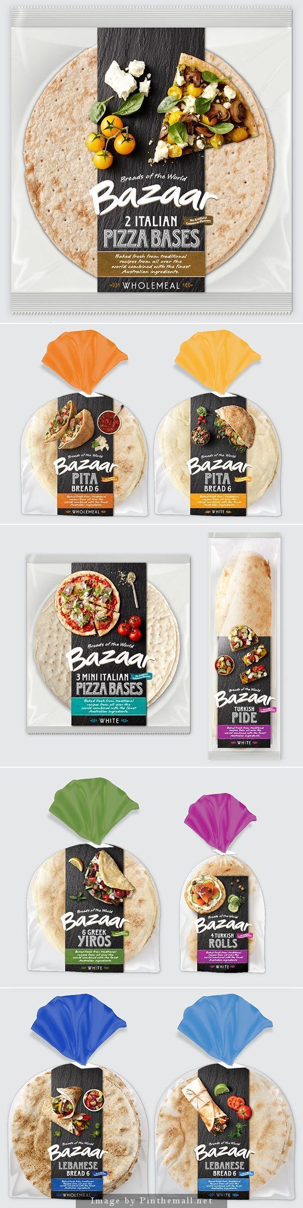 Bazaar Pizza Bases